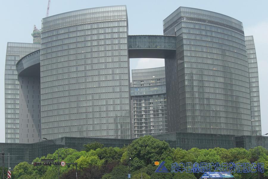杭州新城市民中心